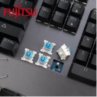 Fujitsu - KH820 機械式可換軸專業青軸遊戲鍵盤