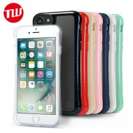 日本品牌 Tunewear Hybrid Shell for iPhone 7 / 8 Plus 連9H-TUNEGLASS貼 可自行設計外觀