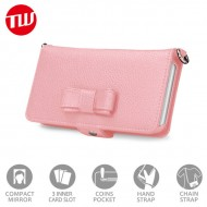 日本品牌 Tunewear Julia for iPhone 7 / 8 - 淺粉色